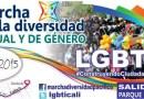 10a Marcha de la diversidad sexual y de género LGTBI – Todo nuestro apoyo !!!