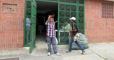 Habitantes de calle están llegando al hogar de acogida de la Fundación Sergente