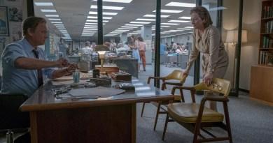 The Post, con dos mega actores: Tom Hanks y Meryl Streep
