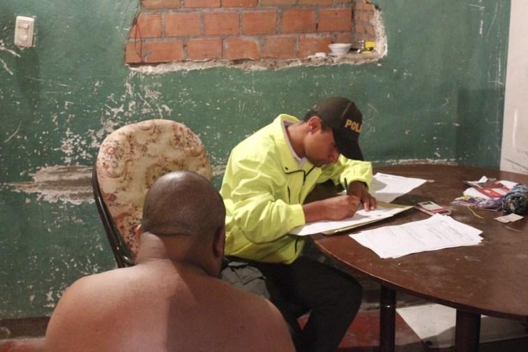 Desarticulan EL HUECO Banda dedicada a la delincuencia, homicidio y micro-trafico en Cali (3)