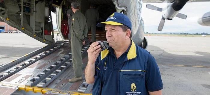 Al aeropuerto Alfonso Bonilla Aragón llegaron los cuerpos sin vida desde ecuador