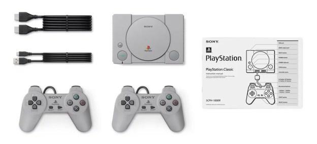 Sony acaba de presentar la PlayStation Classic (3)