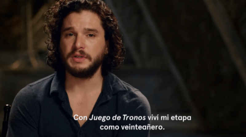 "VIDEO. Game Of Thrones, la serie que le ""quito"" la juventud a sus actores"