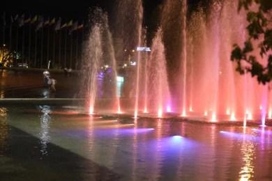 monumentos y fuentes de la ciudad fueron iluminados y restaurados 6