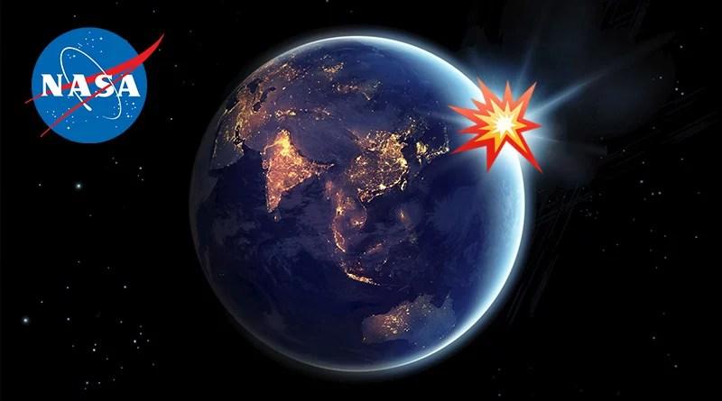 Un enorme asteroide podría chocar con nuestro planeta Tierra