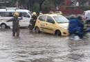 Del calor y los incendios a las fuertes lluvias e inundaciones