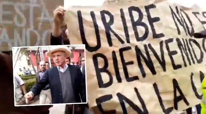 """""""Hacen silencio o los callamos"""" - Álvaro Uribe Vélez"""