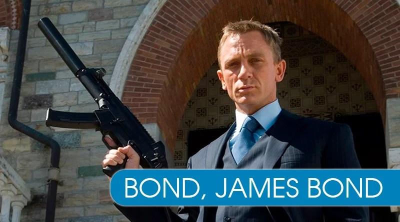 Sin Tiempo Para Morir - Primer trailer de la nueva pelicula del 007
