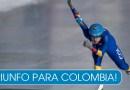 Diego Amaya, el patinador que dejó en alto el nombre de Colombia