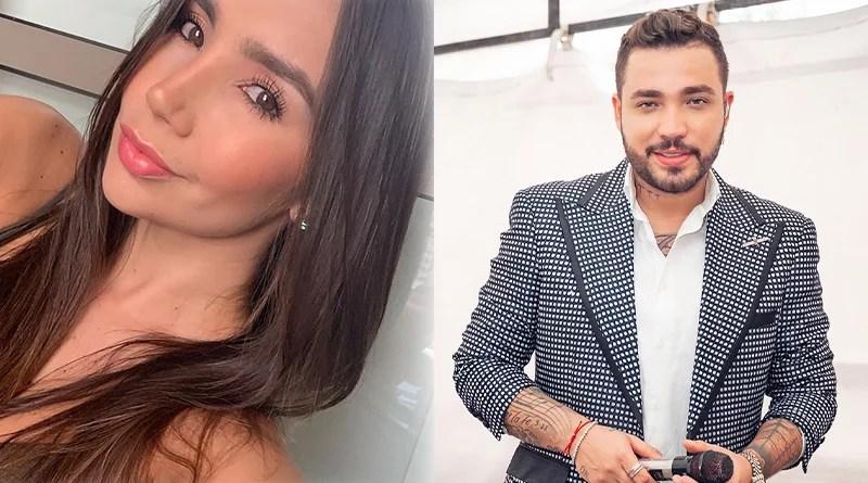 Jessi Uribe le dice ''Mamasita'' a Paola Jara en una foto de Instagram