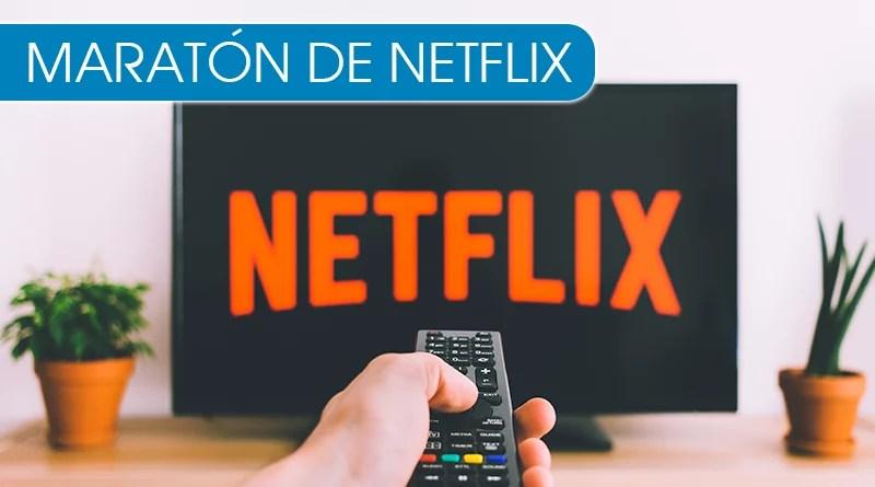 Series recomendadas de Netflix para ver este fin de semana