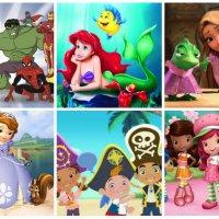 Disney Channel y Disney Junior traen la mejor programación