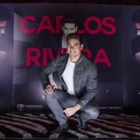Carlos Rivera sigue creyendo y aprendiendo