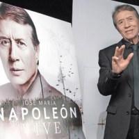 """Napoleón """"vive"""" agradecido con nuevo disco"""