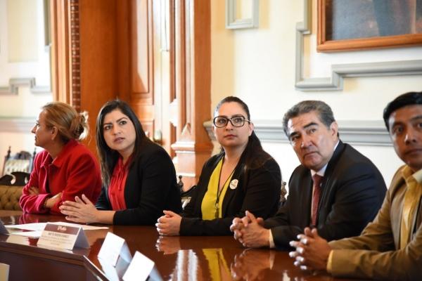 CLAUDIA RIVERA VIVANCO INTEGRA EL COMITÉ MUNICIPAL DE SALUD MENTAL Y CONTRA LAS ADICCIONES