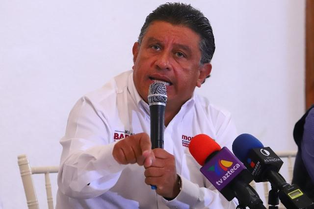 MORENA PRESENTARÁ DENUNCIA ANTE LA FEPADE CONTRA ENRIQUE CÁRDENAS POR DESVÍO DE RECURSOS PÚBLICOS