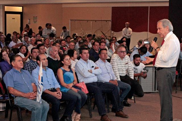 EL FUTURO DE MÉXICO, EN JUEGO EN ESTA ELECCIÓN: ENRIQUE CÁRDENAS