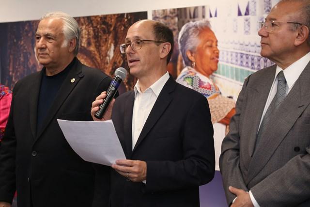 """INAUGURAN EXPOSICIÓN """"VIAJA POR PUEBLA"""" EN LA CDMX"""