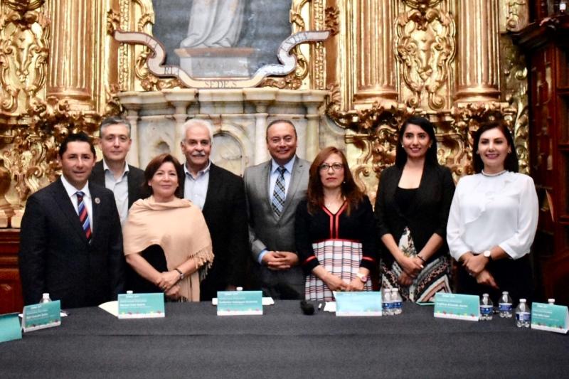 ANGÉLICA ALVARADO ACUDE AL FORO CIUDADES DEL APRENDIZAJE MÉXICO DE LA UNESCO, PARA PROMOVER OPORTUNIDADES DE DESARROLLO EN HUEJOTZINGO