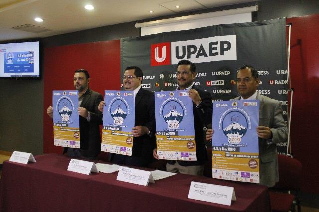 PRESENTAN CONGRESO INTERNACIONAL DE PROTECCIÓN CIVIL PUEBLA 2019