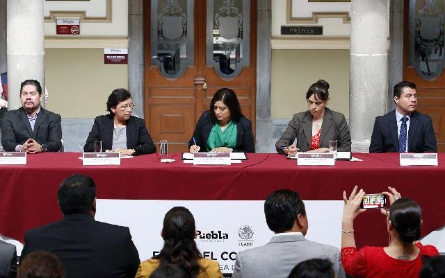 APUESTA GOBIERNO DE LA CIUDAD DE PUEBLA POR EL DIÁLOGO Y LA NEGOCIACIÓN ENTRE SUS TRABAJADORES