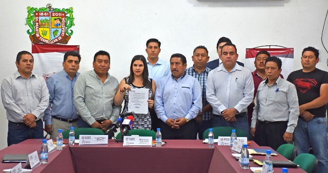 SOSAPATEX NO SE PRIVATIZA: NORMA LAYÓN