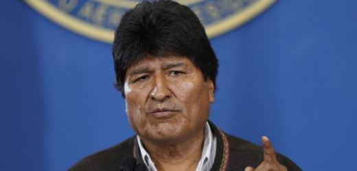 EVO MORALES ANUNCIÓ QUE DEJA LA PRESIDENCIA DE BOLIVIA DESPUÉS DE CASI 14 AÑOS; EJÉRCITO Y POLICÍA SE LO EXIGIERON