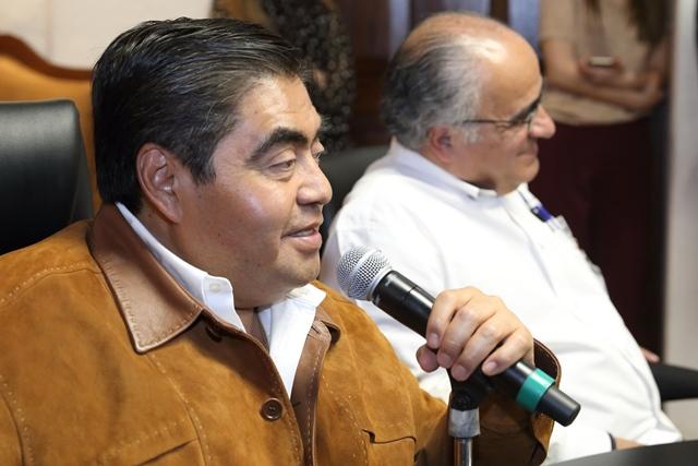 APOYARÁ GOBIERNO DEL ESTADO PARA LA CONSTRUCCIÓN DE OBRA HIDRÁULICA EN XICOTEPEC: MBH