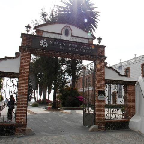 EL MUSEO REGIONAL PERTENECE AL TERRITORIO DE SAN ANDRÉS CHOLULA Y NO A SAN PEDRO: KARINA PÉREZ POPOCA