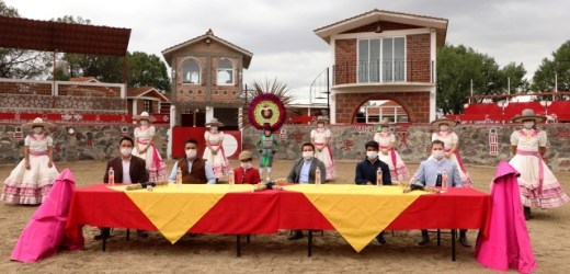 PRESENTAN FESTIVAL DE TRADICIONES Y GASTRONOMÍA TLAXCALTECA EN XALTOCAN