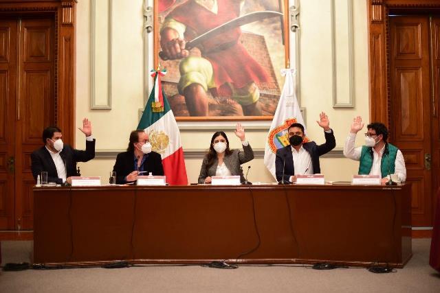 PRIORIZAN JUNTAS AUXILIARES ACCIONES DE ADOQUINAMIENTO EN EL PRESUPUESTO PARTICIPATIVO PUEBLA 2020