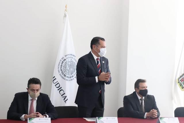 INICIA PODER JUDICIAL DEL ESTADO AUDITORÍA DE CERTIFICACIÓN EN SISTEMA DE GESTIÓN ANTISOBORNO