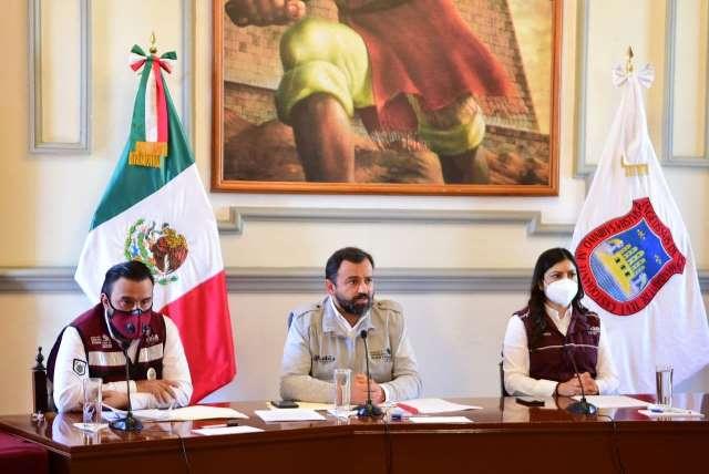 AYUNTAMIENTO DE PUEBLA REPORTA SALDO BLANCO EN OPERATIVOS POR FESTIVIDADES DE TEMPORADA