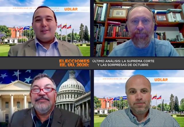 UDLAP LLEVARÁ UN MINUTO A MINUTO DE LAS ELECCIONES DE ESTADOS UNIDOS
