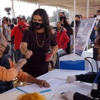 INAUGURA NORMA LAYÓN FERIA DE EMPLEO CON MEDIDAS SANITARIAS