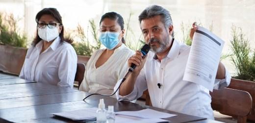 INICIA FELIPE SANDOVAL COLECTA DE FIRMAS PARA CONSOLIDAR LA CANDIDATURA INDEPENDIENTE POR SAN ANDRÉS CHOLULA