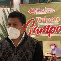SAN ANDRÉS CHOLULA IMPULSA ACCIONES PARA REACTIVAR LA ECONOMÍA DE LOS PRODUCTORES