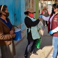 EL AYUNTAMIENTO DE CUAUTLANCINGO ENTREGARÁ 20 MIL DESPENSAS CASA POR CASA