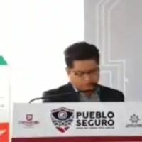 ANTONIO TEUTLI PONE EN MARCHA EL PROGRAMA PUEBLO SEGURO RUTA DE VIDEOVIGILANCIA EN CORONANGO