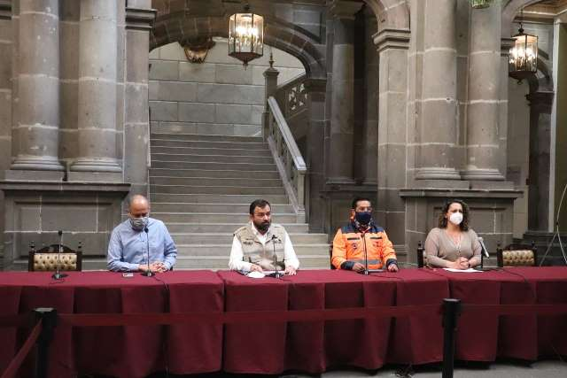 INFORMA AYUNTAMIENTO DE PUEBLA LIBERACIÓN TOTAL DE VÍA PÚBLICA EN 5 DE MAYO ESTE FIN DE SEMANA