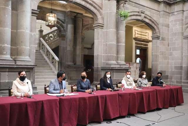 MUNICIPIO DE PUEBLA, LISTO PARA INICIAR CUATRO PROYECTOS DE MEJORAMIENTO URBANO CON SEDATU