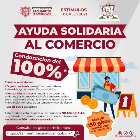 """NORMA LAYÓN ANUNCIA ESTIMULOS FISCALES """"AYUDA SOLIDARIA AL COMERCIO"""" PARA BENEFICIAR A MÁS DE 150 GIROS COMERCIALES"""