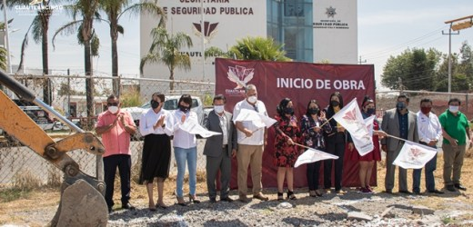 LUPITA DANIEL ARRANCA LA CONSTRUCCIÓN DEL EDIFICIO CIS CUAUTLANCINGO