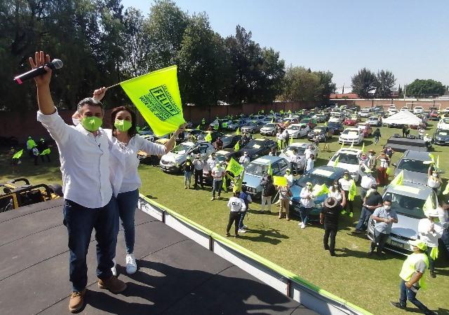 RESCATEMOS SAN ANDRÉS CHOLULA, NUESTRA LIBERTAD Y DIGNIDAD: FELIPE SANDOVAL