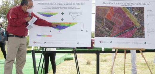 EXISTEN TRES HIPÓTESIS SOBRE EL ORIGEN DEL SOCAVÓN EN ZACATEPEC: INVESTIGADOR DEL IPN