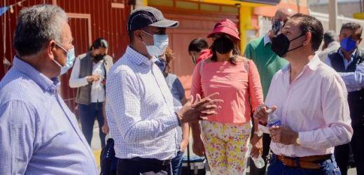 CONCLUYE MUNDO TLATEHUI RECORRIDOS DE AGRADECIMIENTO POR EL MUNICIPIO