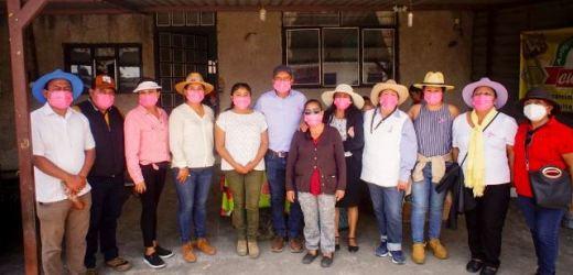 CONVERSA MUNDO TLATEHUI CON HABITANTES DE SAN ANTONIO CACALOTEPEC