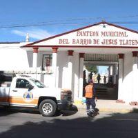IMPLEMENTARÁ GOBIERNO DE SAN PEDRO CHOLULA OPERATIVO POR TEMPORADA DE TODOS SANTOS