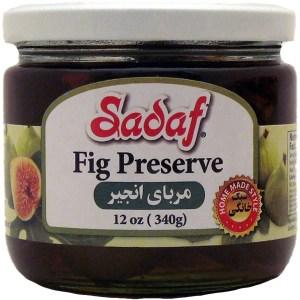 Fig Preserve 12 oz.