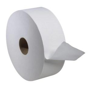 Tork Advanced Jumbo Bath Tissue Roll, 2-Ply, 10 inch Dia. – 12021502 – 6 ROLLS/CASE